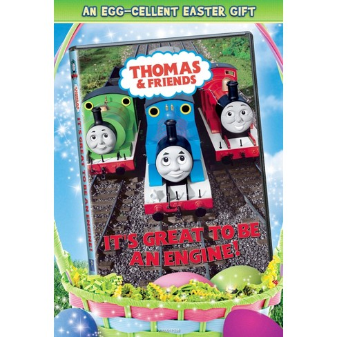 thomas friends it s great to be an dvd target