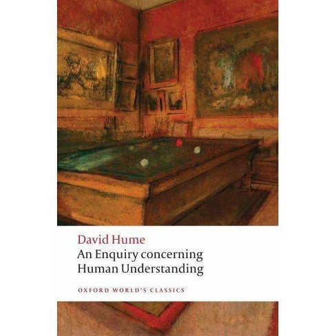 An Enquiry Concerning Human Understanding - (Oxford World's Classics (Paperback)) by  David Hume - image 1 of 1