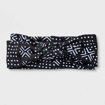 Genuine Kids® from OshKosh Toddler Girls' Knot Headwrap -<br>Black