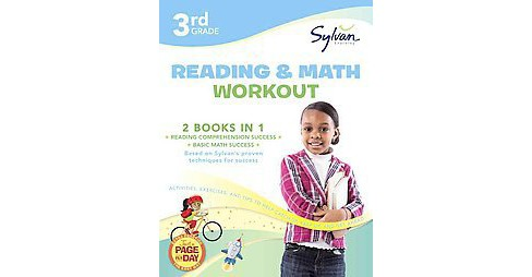 3rd Grade Reading & Math Workout (Paperback) - image 1 of 1