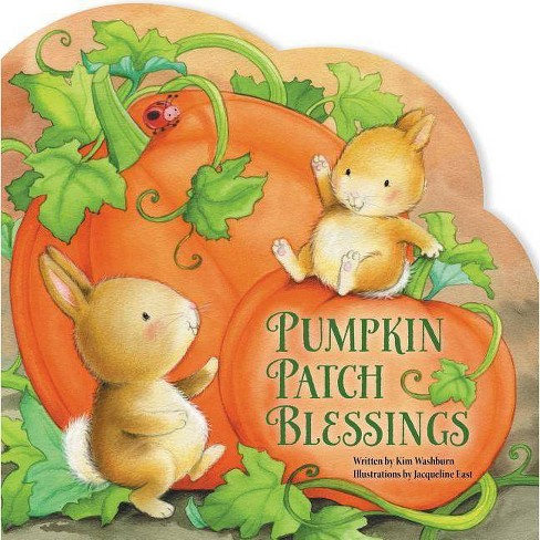 Pumpkin Patch Blessings - by  Kim Washburn (Board_book) - image 1 of 1