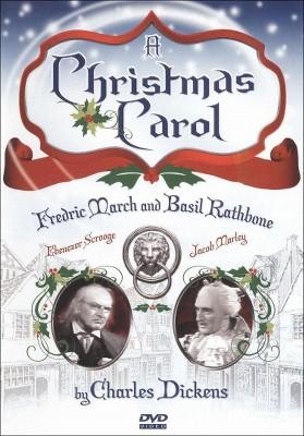 A Christmas Carol (DVD)(2009)