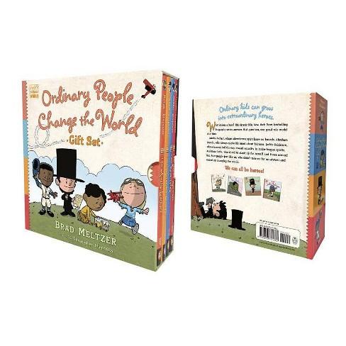 Ordinary People Change the World Gift Set - (Ordinary People Change World) by  Brad Meltzer (Hardcover) - image 1 of 1