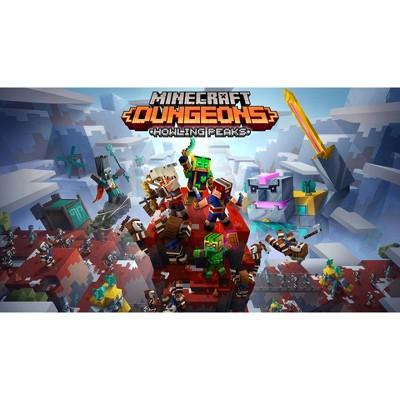 Minecraft Dungeons: Howling Peaks - Nintendo Switch (Digital)