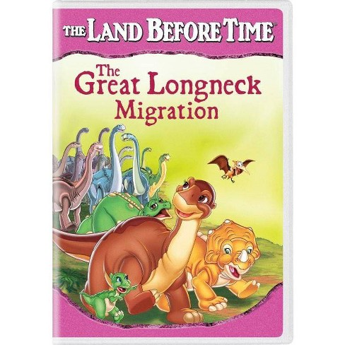 The Land Before Time X: The Great Longneck Migration (DVD) - image 1 of 1