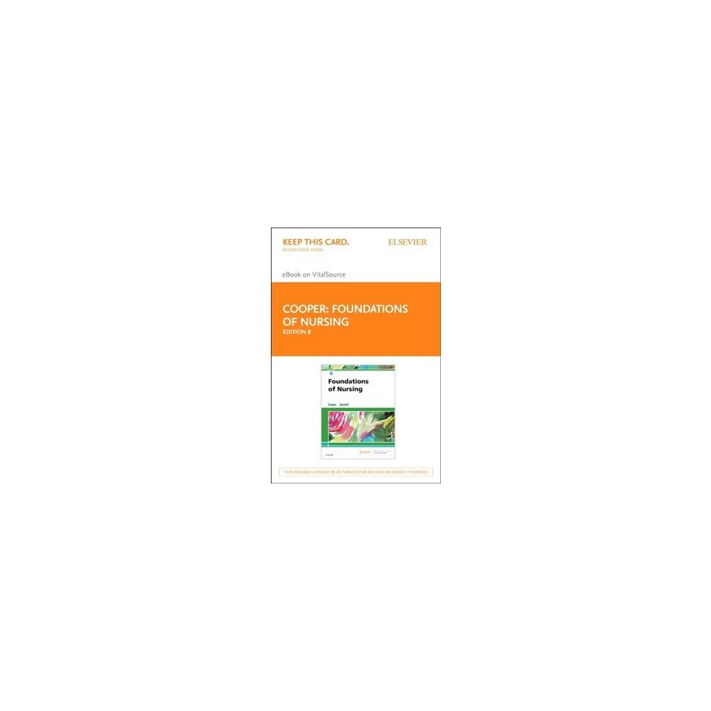 Foundations of Nursing Elsevier Ebook on Vitalsource Retail Access Card - 8 Psc (Hardcover)