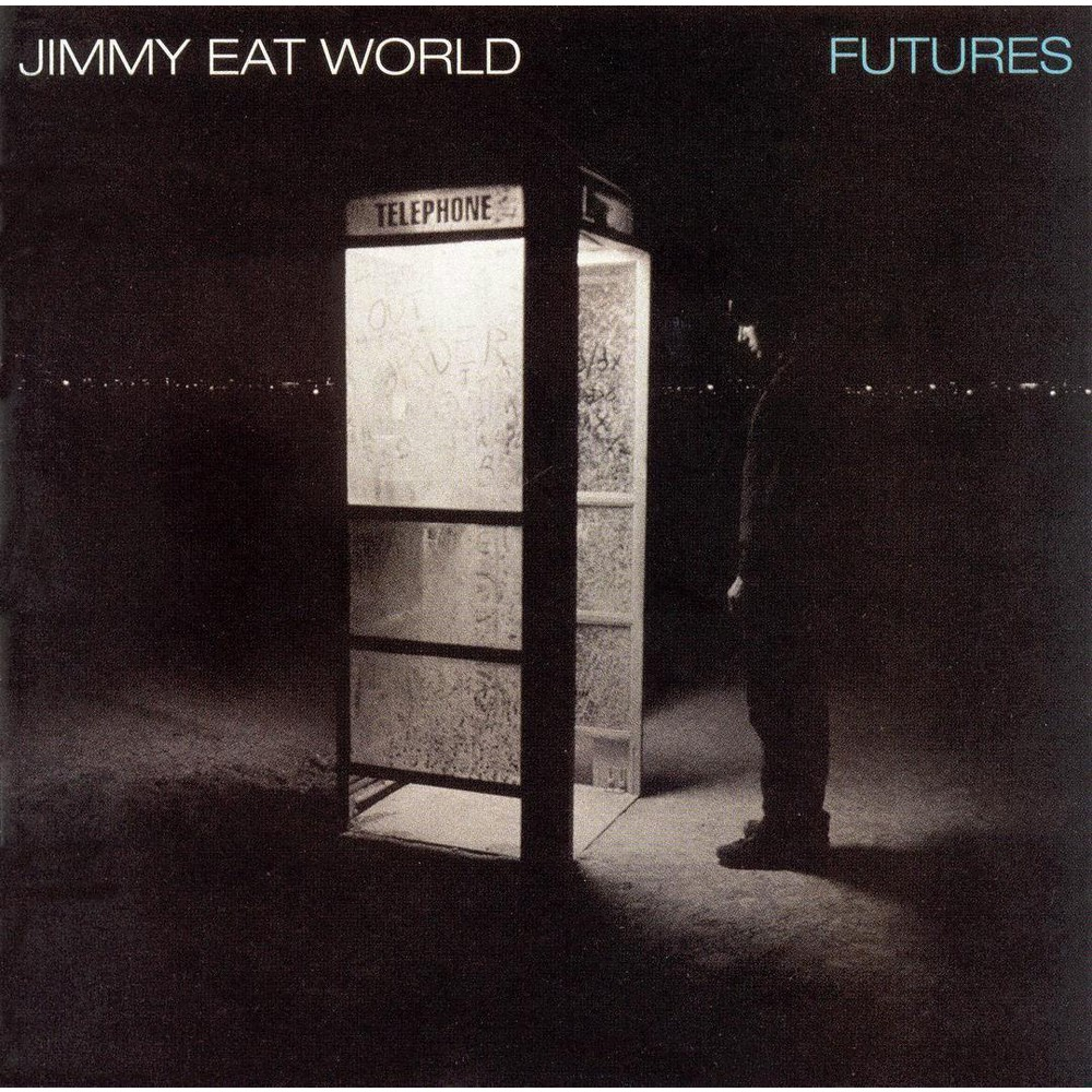 Jimmy Eat World - Futures (CD)