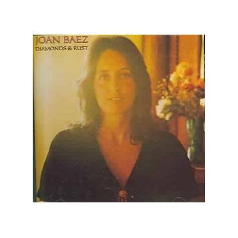 Joan Baez - Diamonds & Rust (CD) - image 1 of 1