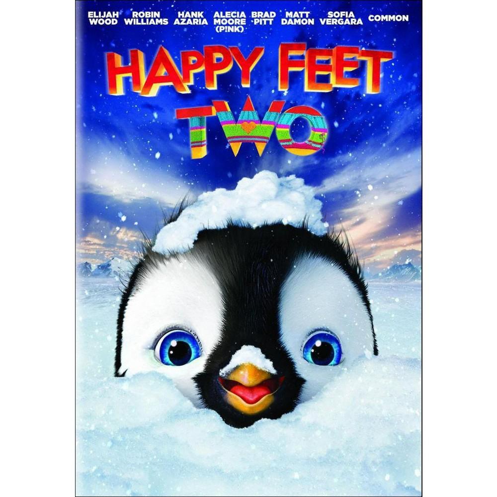 Happy Feet Two (Includes Digital Copy) (UltraViolet) (dvd_video)