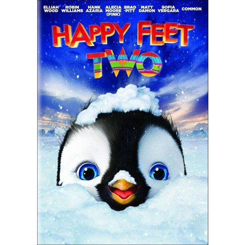 Happy Feet Two (Includes Digital Copy) (UltraViolet) (dvd_video) - image 1 of 1