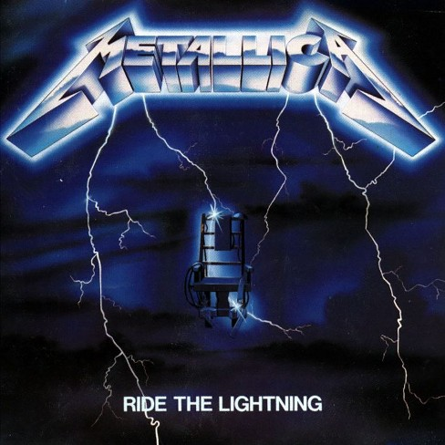 Metallica - Ride the lightning (Vinyl) - image 1 of 1