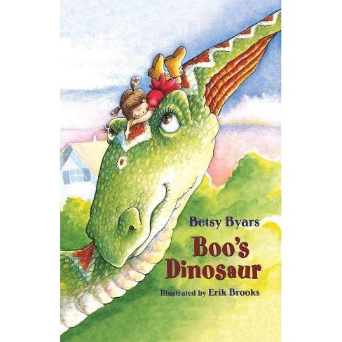 Boo's Dinosaur - by  Betsy Cromer Byars (Paperback) - image 1 of 1
