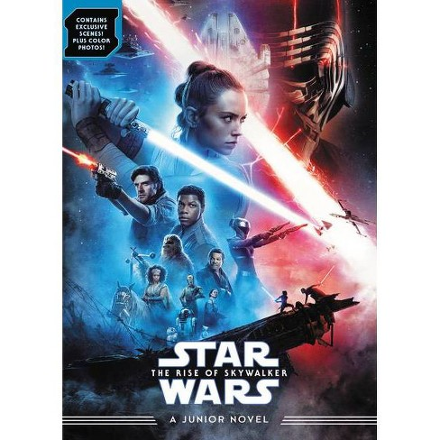 Star Wars the Rise of Skywalker - by  Michael Kogge (Paperback) - image 1 of 1