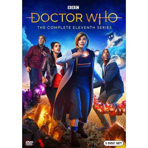 Doctor Who: The Complete Eleventh Series (DVD) - image 1 of 1