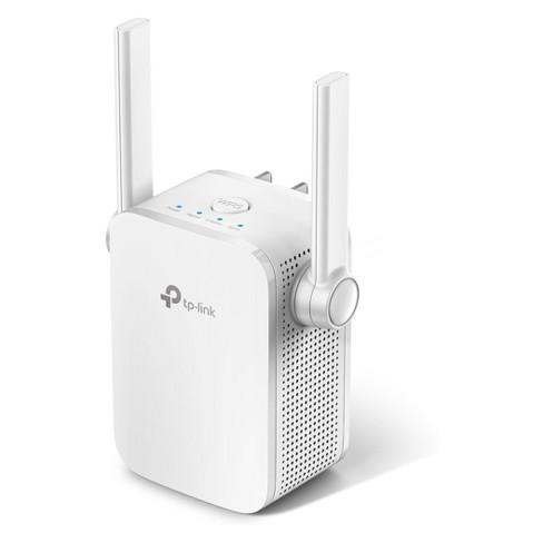 TP-Link AC750 Wi-Fi Range Extender - Black (RE205) - image 1 of 4