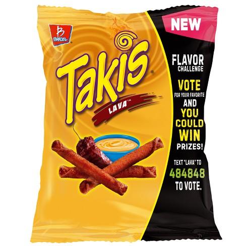Barcel Takis Lava Tortilla Chips - 4oz - image 1 of 1