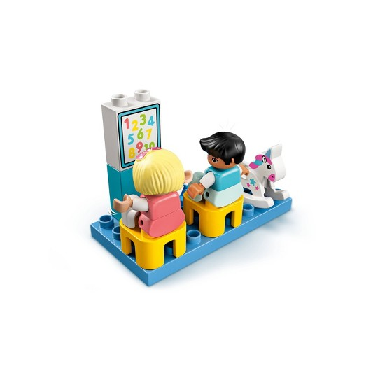 LEGO DUPLO Town Playroom Fun Developmental Toy for Toddlers 10925 image number null
