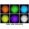 AMERICAN DJ H2O IR LED Water Flowing Effect Light w/ 6 Colors & Hanging Bracket - image 4 of 4