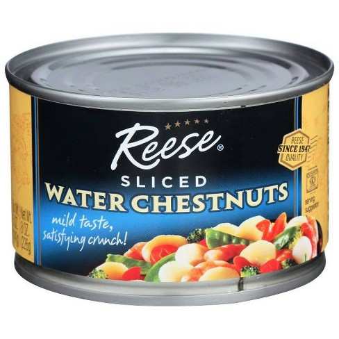 Reese Sliced Water Chestnuts 8oz - image 1 of 3