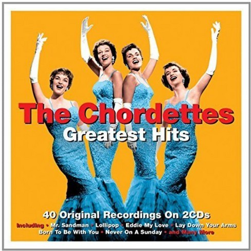 Chardettes - Greatest hits (CD) - image 1 of 1