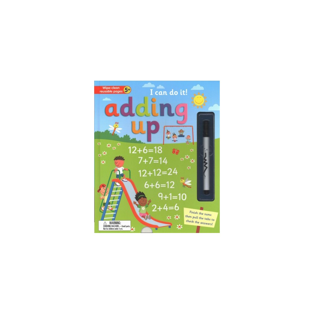 I Can Do It! Adding Up - Har/Acc (I Can Do It!) (Hardcover)