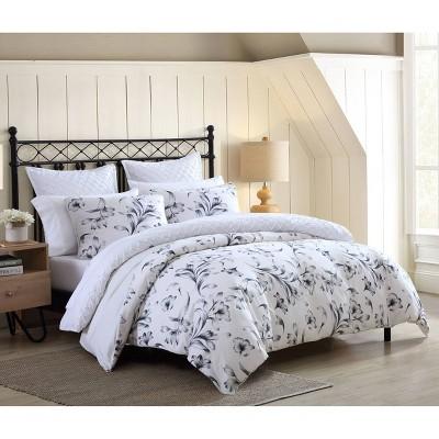 Kentville Floral Comforter Set