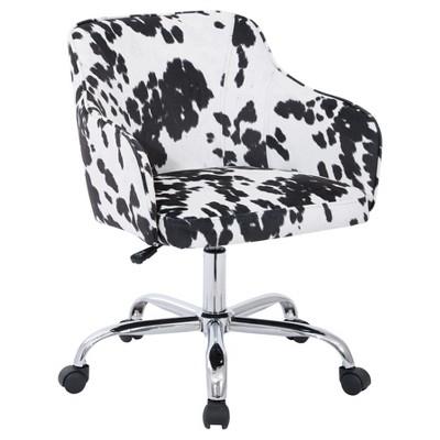 Bristol Task Chair Udder Madness White - Ave Six®
