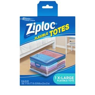 Ziploc® Flexible Totes -1ct (XL)-10 Gallon