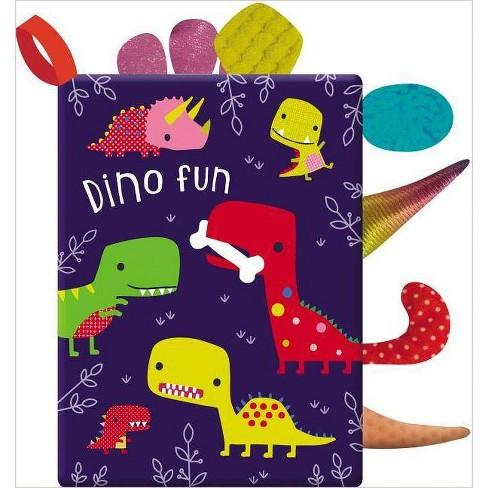 Dino Fun - by  Make Believe Ideas Ltd (Hardcover) - image 1 of 1