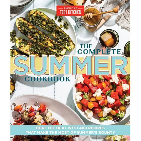 The Complete Summer Cookbook - (Paperback) - image 1 of 1