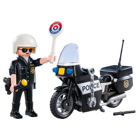 Playmobil Police Carry Case - image 1 of 3