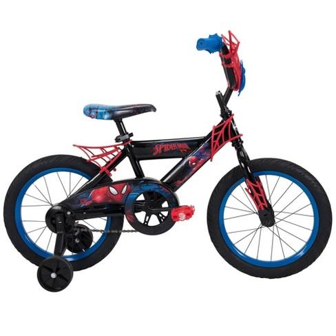"""Huffy Marvel Spider-Man Bike 16"""" - Blue - image 1 of 4"""