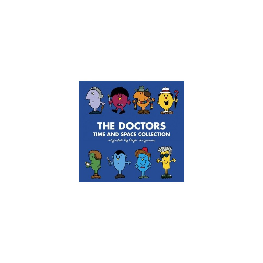 Doctors : Time and Space Collection - by Adam Hargreaves (Paperback)