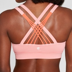 Women's Medium Support Padded Strappy Sports Bra - C9 Champion®