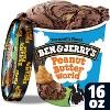 Ben & Jerry's Peanut Butter World Ice Cream - 16oz - image 2 of 4
