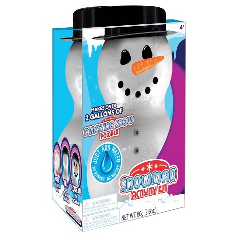 Be Amazing! Snowman Activity Kit - image 1 of 4