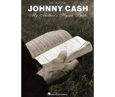 Johnny Cash : My Mother's Hymn Book (Paperback) - image 1 of 1
