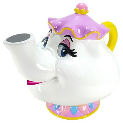 Beauty and the Beast® Mrs. Potts Decorative Coin Bank
