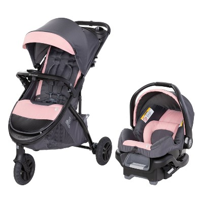 Baby Trend Tango 3 All-Terrain Travel System - Ultra Pink