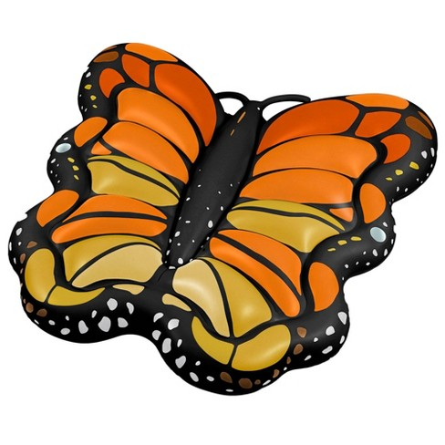 Swimline Giant Monarch Butterfly Inflatable Ride On Pool Float Lounger   90455 - image 1 of 4