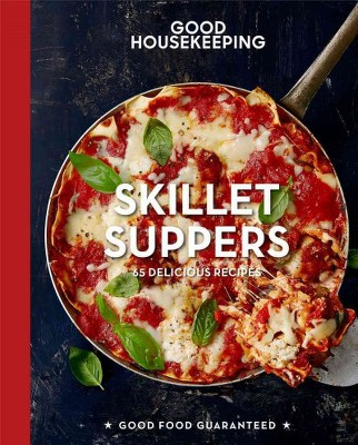 Skillet Suppers : 65 Delicious Recipes (Hardcover)(Susan Westmoreland)