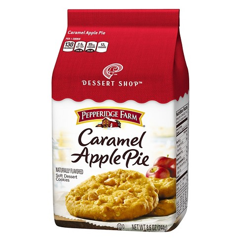 Pepperidge Farm Dessert Shop Caramel Apple Pie Soft Cookies - 8.6oz - image 1 of 1