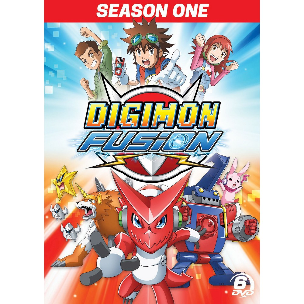 Digimon Fusion (Dvd), Movies