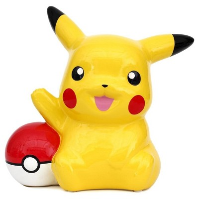 Pokemon Pokemon Pikachu 10 Inch Ceramic Bank