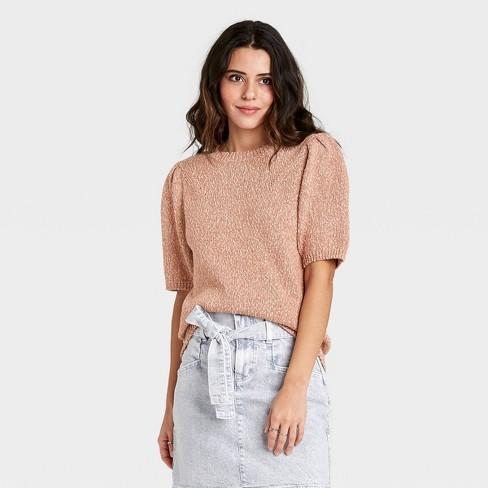 Women's Crewneck Pullover Sweater - Universal Thread™ - image 1 of 3