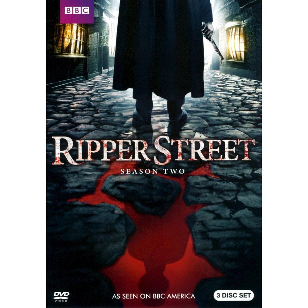 Ripper Street:Season Two (Dvd)