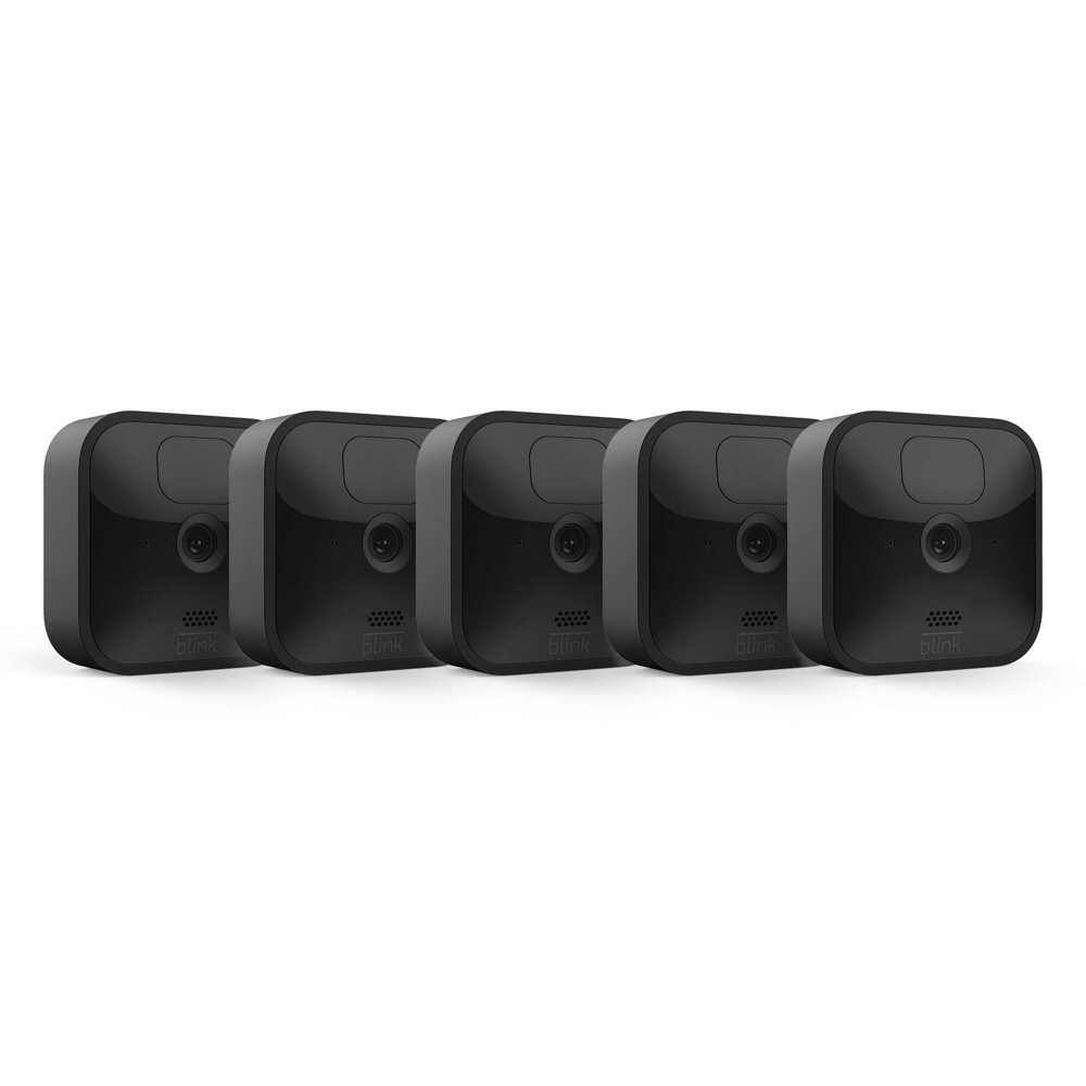 Amazon Blink Outdoor 5 Camera System