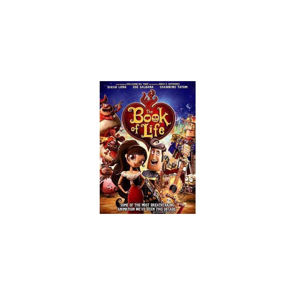 The Book of Life (dvd_video)