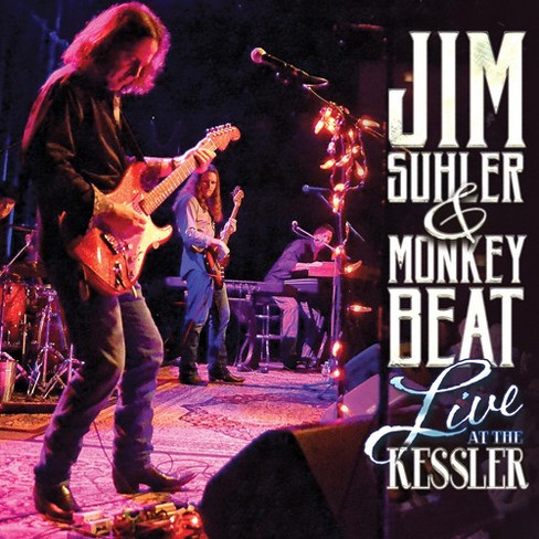 Jim suhler - Live at the kessler (CD) - image 1 of 1