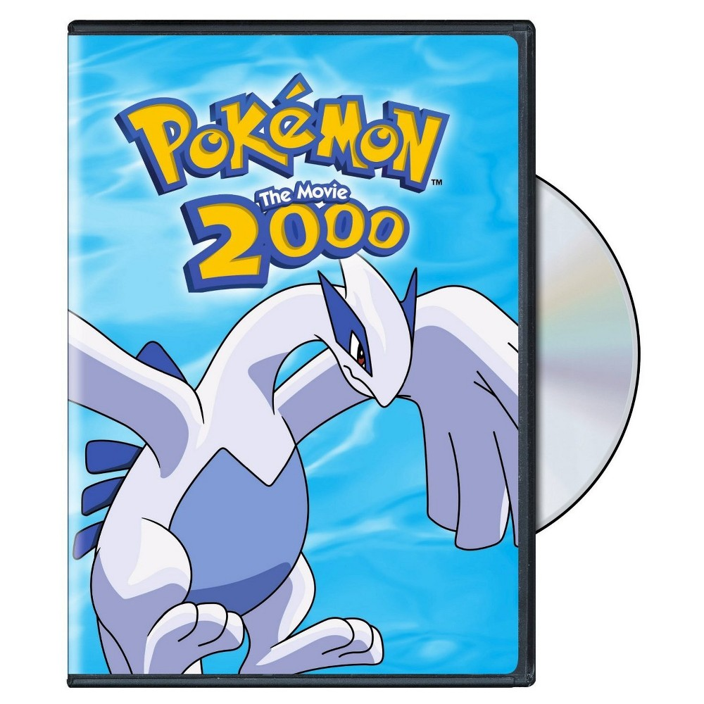 Pokemon The Movie 2: The Power of One Dvd